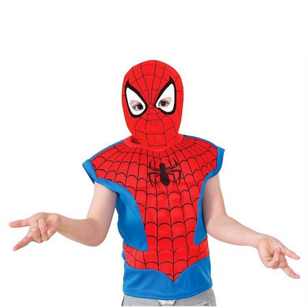 Dress Up Spider Man