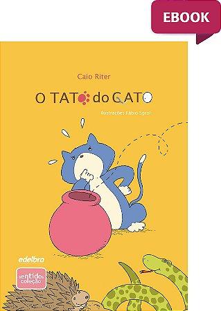 E-BOOK - O tato do gato - Coleção Sentidos