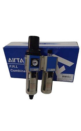 Filtro Regulador Lubrificador 1/2 - PUMA