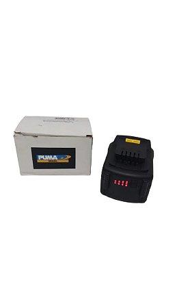 Bateria 18A 2.0 AH   REF.  PLBP-018A - PUMA