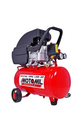 Motocompressor 8.7/2 - 120LBS  2HP Bivolt MOTOMIL