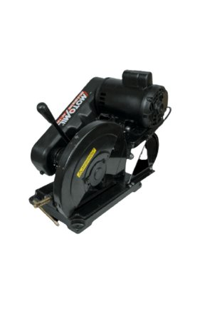 Policorte P/ Ferro C/Motor 2HP Monof C/Chave (SC-100M ) - MOTOMIL