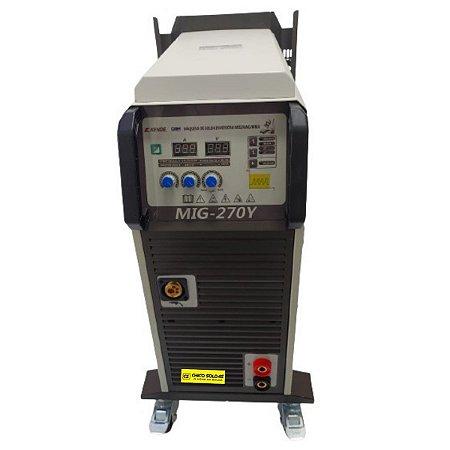 Máquina  MIG/MMA 270Y - 220V Kende