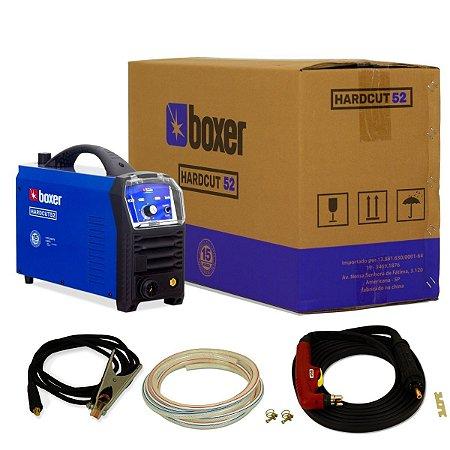 Maquina de Corte plasma 50A 220V - HARDCUT52-  Boxer