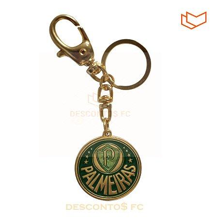 Chaveiro ouro Palmeiras