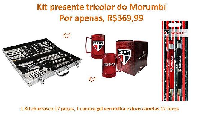Kit São Paulo Tricolor do Morumbi