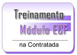 4 - Módulo ECF - Treinamento na Contratada