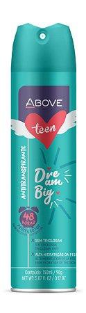 Desodorante Antitranspirante Above Teen Dream Big 150mL/90g Baston