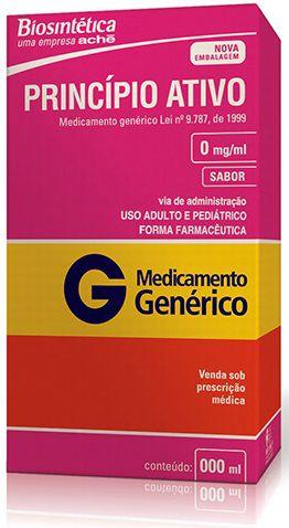 Atenolol 25mg com 30 comprimidos Biosintética