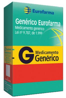 Cafeína + Carisoprodol + Diclofenaco + Paracetamol 30 + 125 + 50 + 300 mg com 30 comprimidos Eurofarma