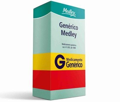 Hidroclorotiazida 25 mg com 30 comprimidos Medley