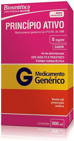 Simeticona 75mg/mL com 10mL Biosintética