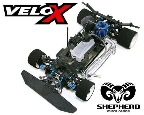 Velox V8 ''Worlds Edition'' 1:8