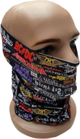 Bandana Tubular Rock