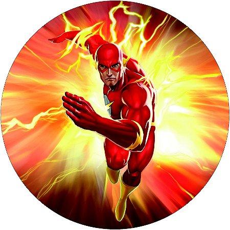 Painel Redondo Personalizado Flash