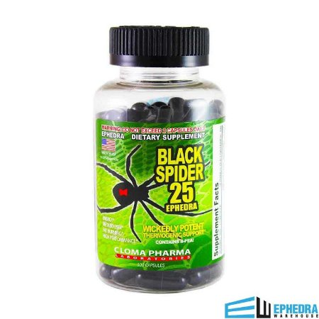 Black Spider Termogênico