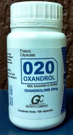 Oxandrolona