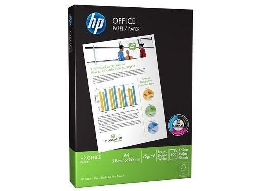 Papel HP Office A4 75g 500 FLS