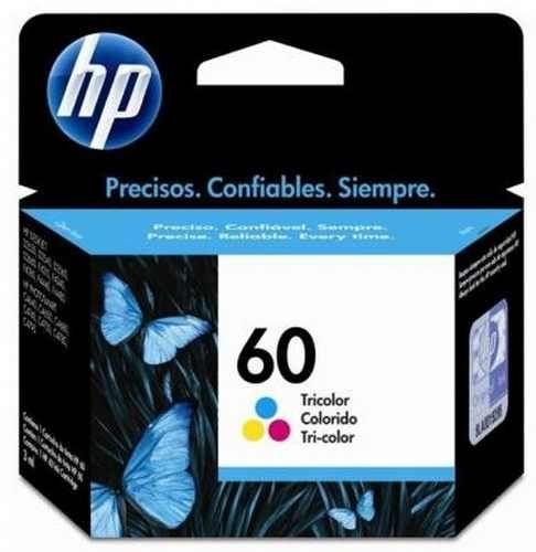 Cartucho Original  HP 60 Color | CC643WB