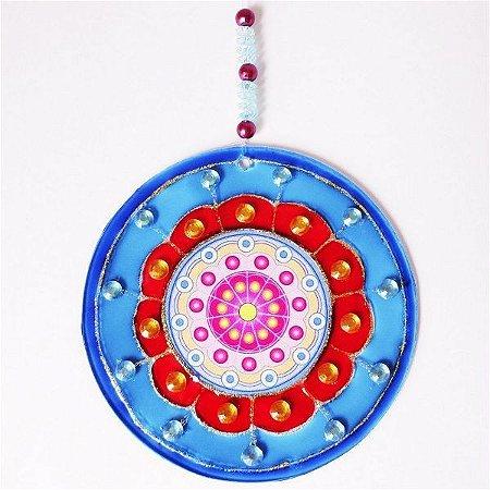 Ativador Energético Feng Shui (Mandala da Harmonia) - 10cm