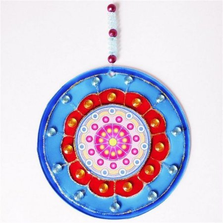 Ativador Energético Feng Shui (Mandala da Harmonia) - 18cm