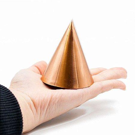 Cone de Cobre Para Radiestesia Médio