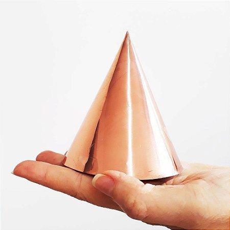 Cone de Cobre Para Radiestesia Grande