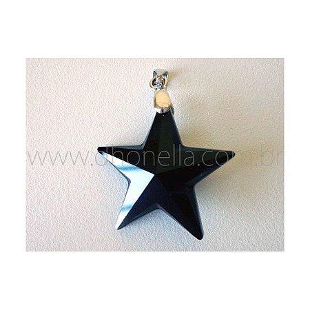 Estrela de Cristal Swarovski