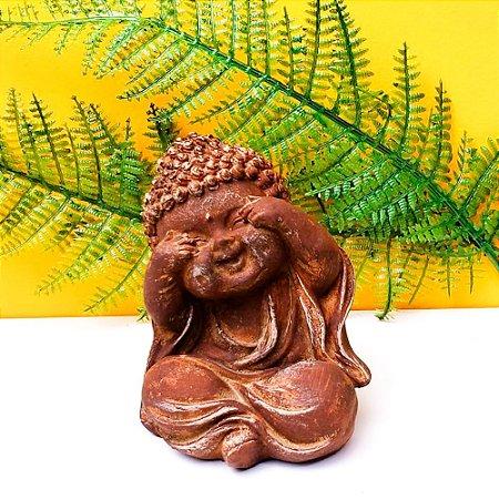 Estátua Buda Bebe da Felicidade