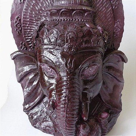Cabeça de Ganesha Esplendor Divino