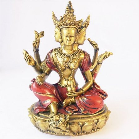 Deus Brahma O Criador