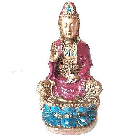 Deusa Kuan Yin da Estabilidade financeira