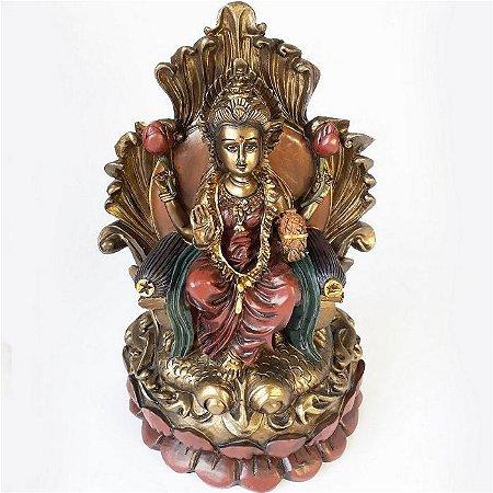 Deusa Lakshimi da Fortuna e Beleza