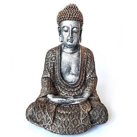 Estátua Buda Sidarta Universo