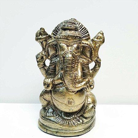 Estátua Ganesha da Espiritualidade