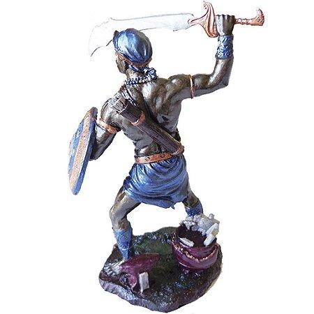 Estátua Orixá Ogum
