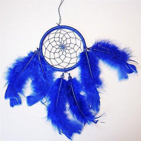 Filtro dos Sonhos da Tranquilidade - Azul