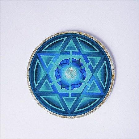 Incensário Mandala da Saúde