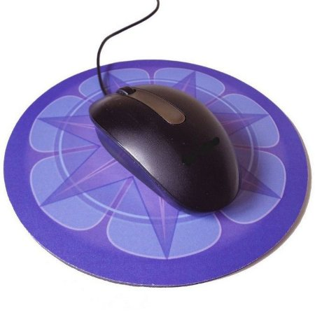 Mouse Pad Mandala da Prosperidade