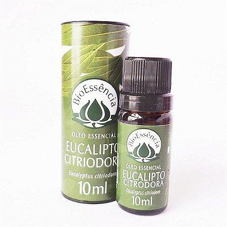 Óleo Essencial Eucalipto Citriodora (Eucalyptus citriodora)