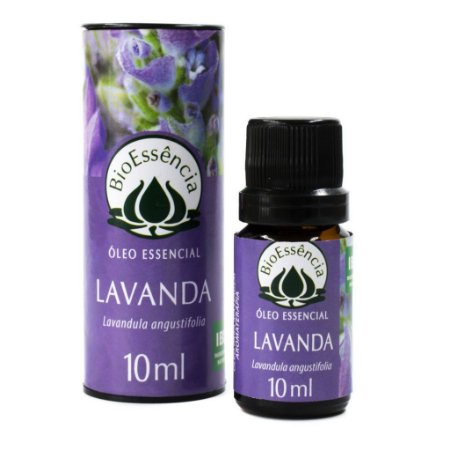 Óleo Essencial Lavanda (Lavandula angustifolia)