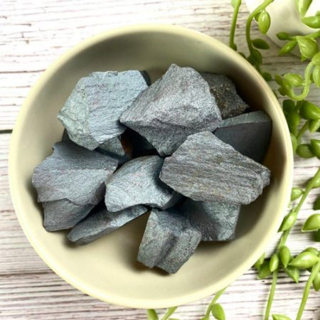 Hematita Pedra Bruta Un. 100g - Cristais Naturais