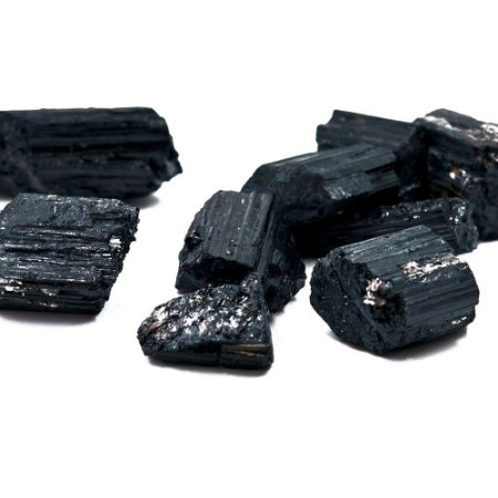 Pedra Turmalina Negra Pc 100g
