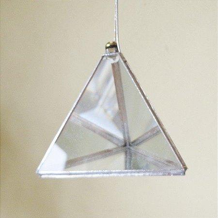 Prisma d'água Pirâmide Juntas Metálicas