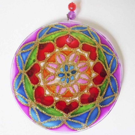Ativador Energético Mandala Coração