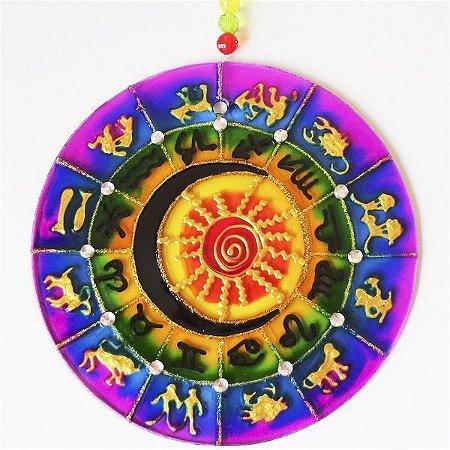 Ativador Energético Mandala Zodíaco