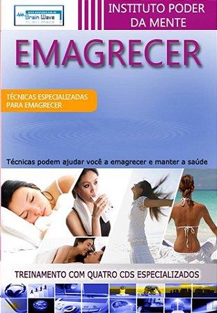 CDs COMBO EMAGRECER - 4 CDs