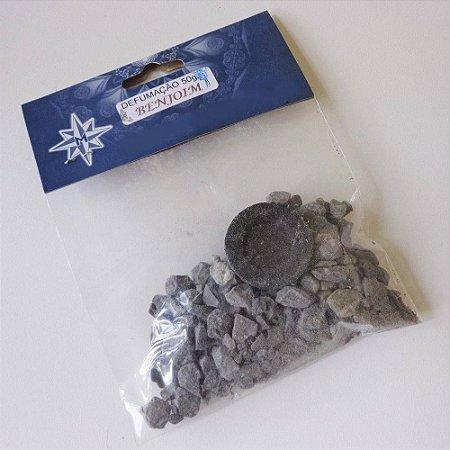 Defumação Em Pedras Granuladas