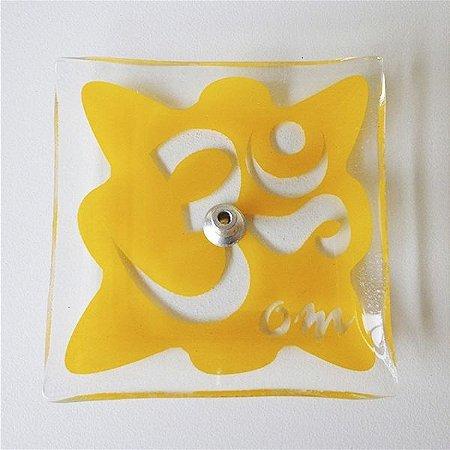 Incensário de Vidro OM