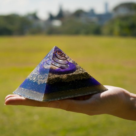 Orgonite Piramide G
